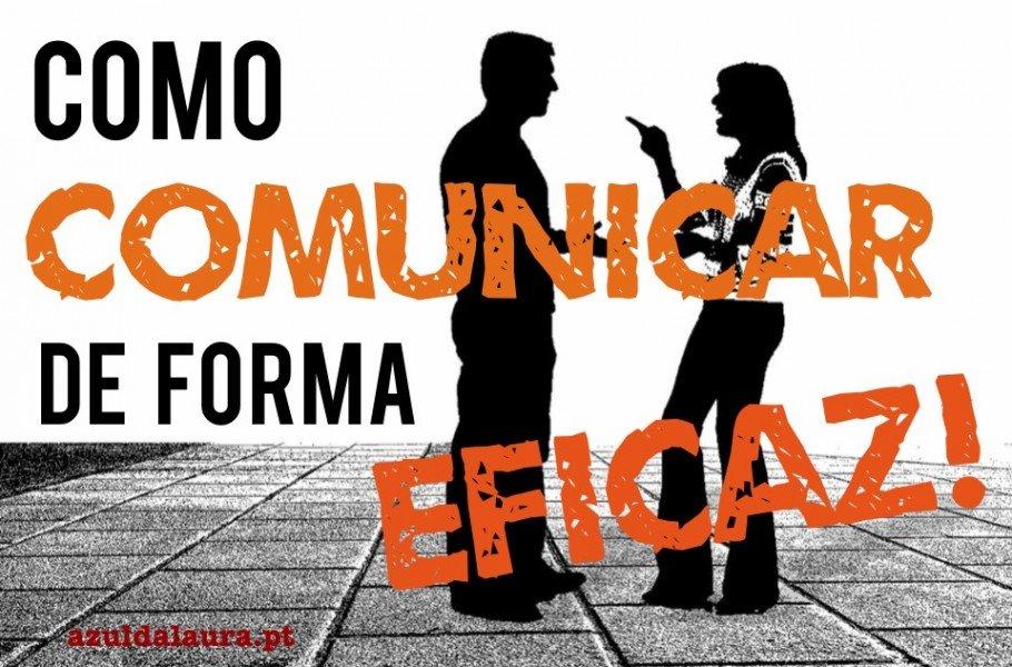 Como comunicar de forma eficaz