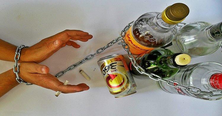Como tratar alcoolismo: Tratamentos Naturais