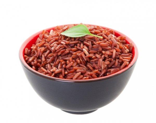 arroz-vermelho