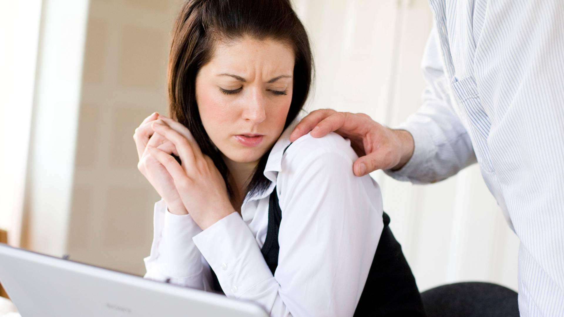 Assédio sexual no local de trabalho