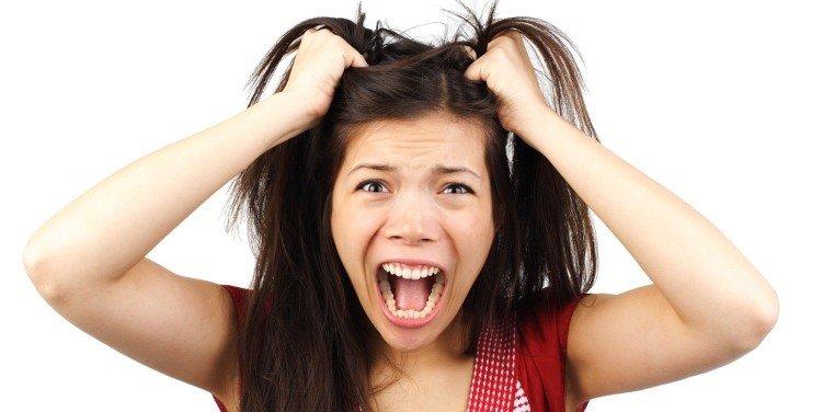 Como controlar a raiva e os nervos