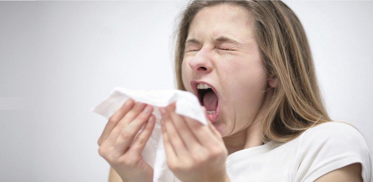 contágio da gripe