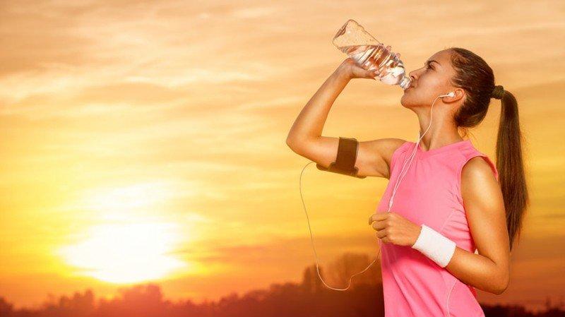 importância da hidratação