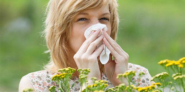 porque temos alergias