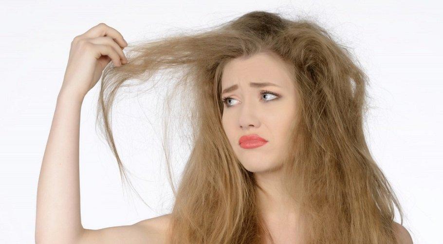 tratar cabelos secos