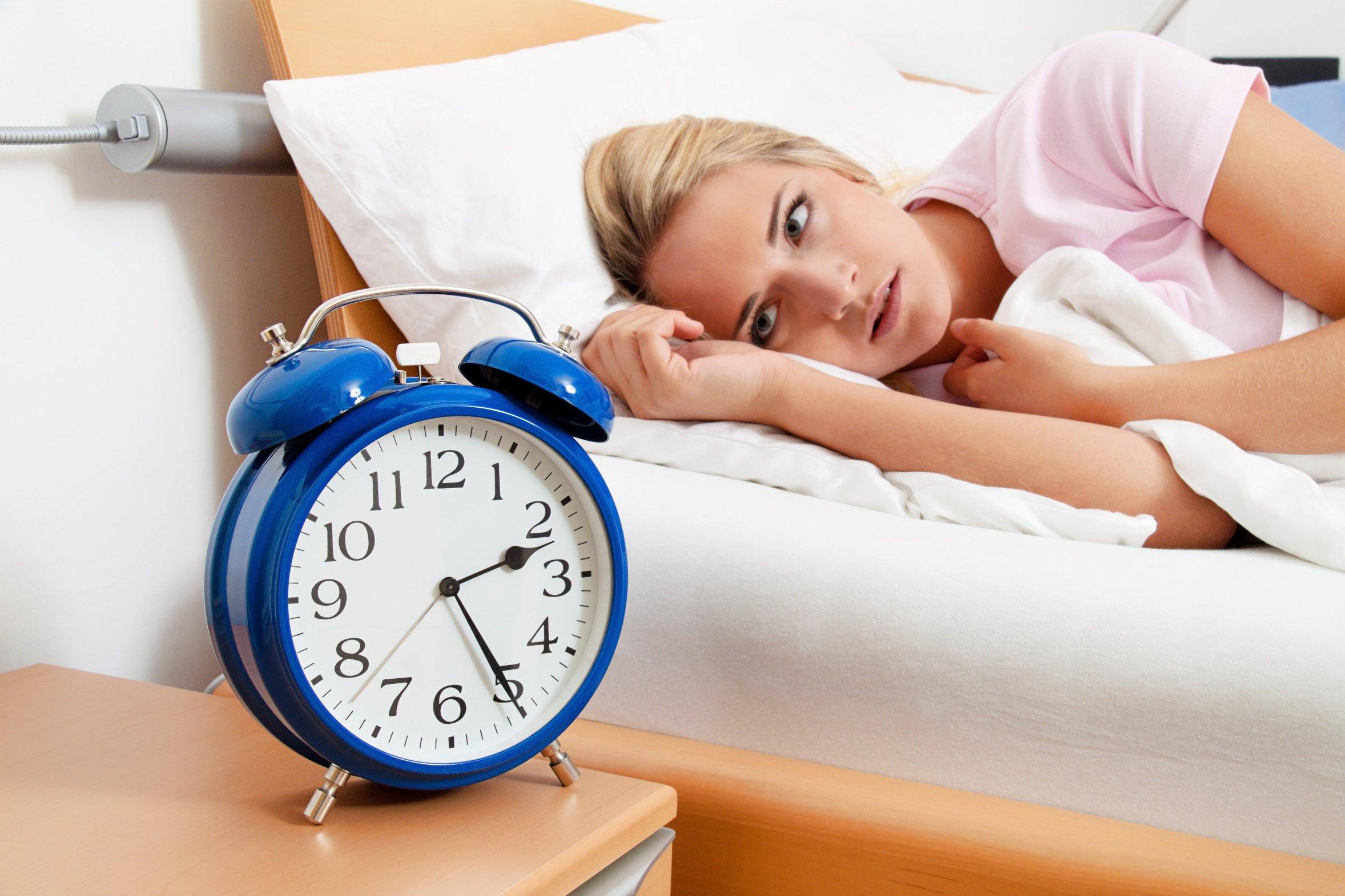 Eu Não Consigo Dormir à Noite, Que Devo Fazer?