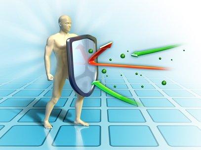 Reforçar o sistema imunitário e aumentar a proteção do organismo