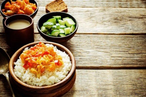 Alimentação macrobiótica