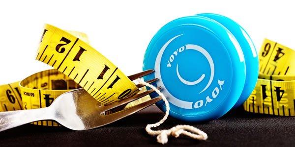 Mitos sobre alimentação, efeito yo-yo nas dietas