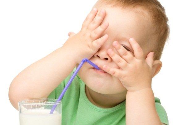 intolerância à lactose nos bebés
