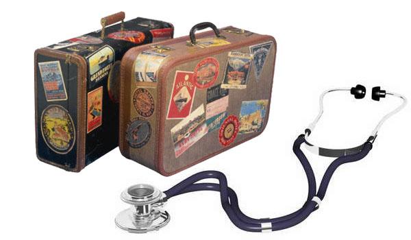Medicina de Viagens e Consulta do viajante