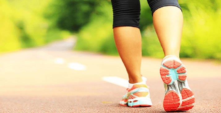 Caminhar para ganhar saúde