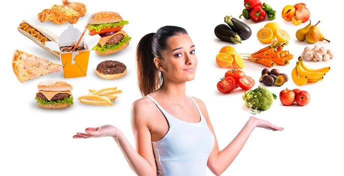 Alimentos que não são verdadeiros alimentos