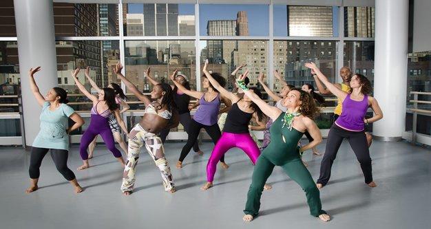 Benefícios da dança como exercício