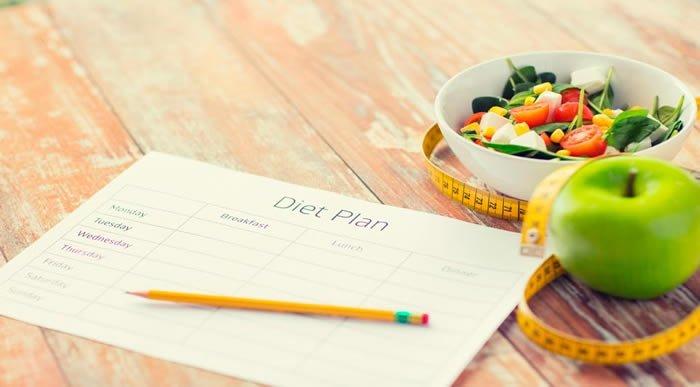 Sete dietas da moda aos olhos de uma nutricionista