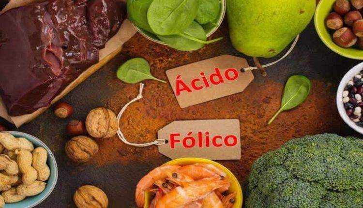O que é o folato ou ácido fólico e qual a função para a saúde.