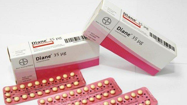 Pílula Diane 35
