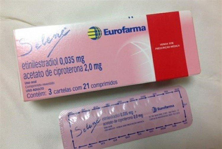 pílula Selene