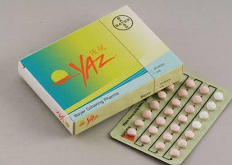 Pílula Yas