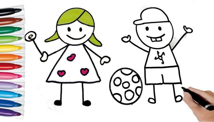 Interpretar os desenhos das crianças