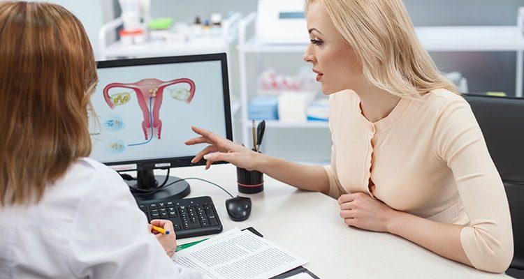 Primeira consulta de Ginecologia