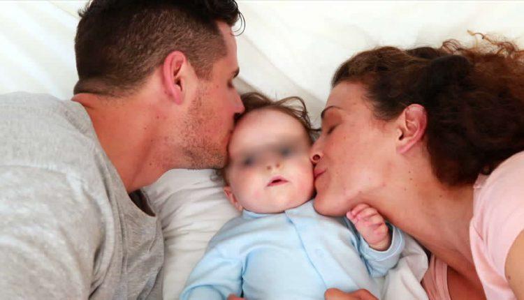 Vida de casal após ter um filho.
