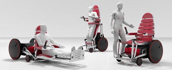 cadeira de rodas optimo