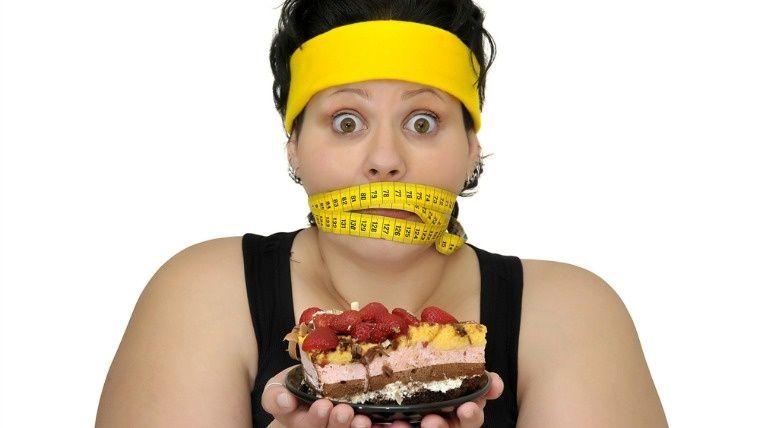 não sabotar a sua dieta