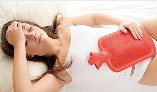 Combater o inchaço por síndrome pré-menstrual