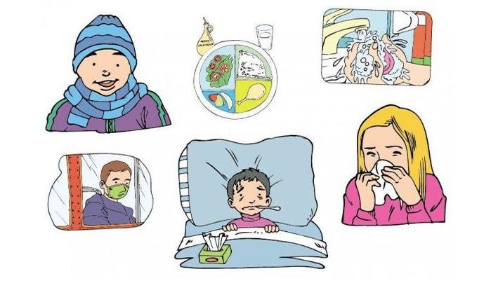 A influência do frio sobre a saúde e as doenças.