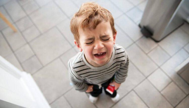 Como reagir aos caprichos das crianças