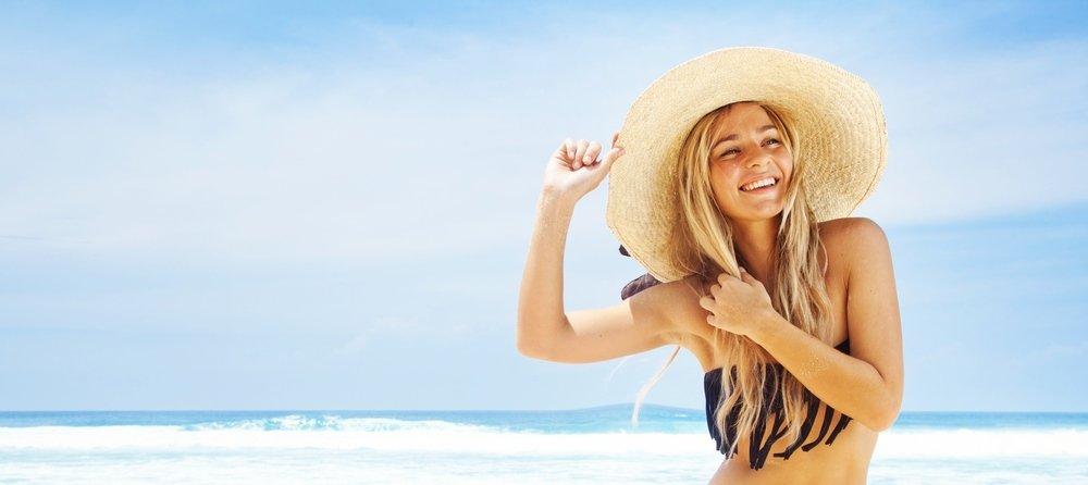 Proteger o cabelo no verão
